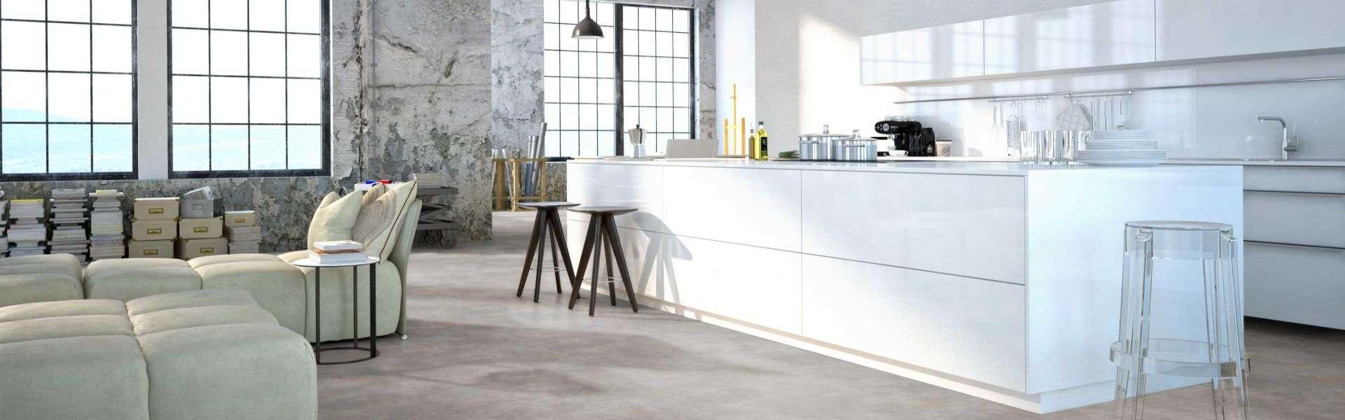 Bild Designbelag Küche